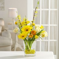 Yellow Blooms to Wish Get Well
