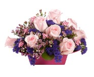 Lovely Pinks and Purples for Mom
