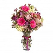Lovely Bouquet in Pink and Lavender
