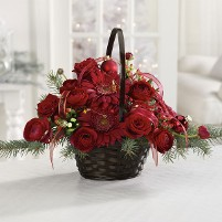 Yuletide Basket